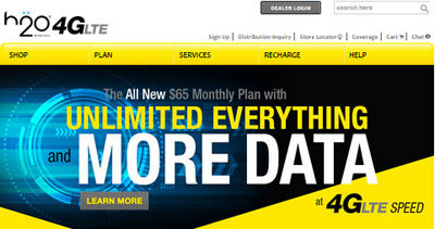 H2O Wireless adds new $65 plan, the $50 plan now includes ...